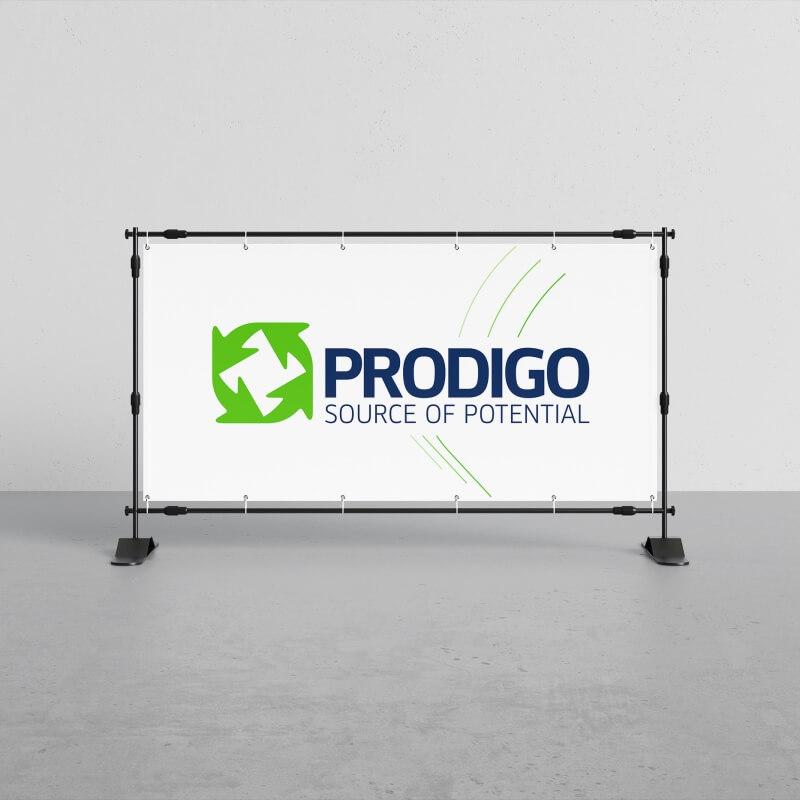 Projekt baneru reklamowego